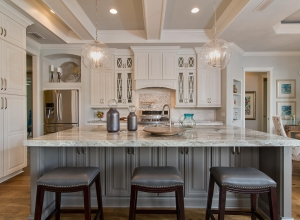 Oakmont-Kitchen Breakfast Bar