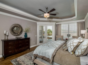 Oakmont-Master Bedroom